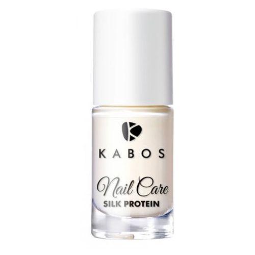 Odżywki do paznokci, Kabos SILK PROTEIN Odżywka z naturalnymi proteinami jedwabiu