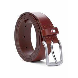 Tommy Hilfiger Pasek Męski New Denton 3.5 Belt E3578A1208 100 Brązowy ZAPISZ SIĘ DO NASZEGO NEWSLETTERA, A OTRZYMASZ VOUCHER Z 15% ZNIŻKĄ
