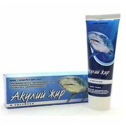 Krem z tłuszcz rekina i glistnik na zapalenie skóry i alergiczne wysypki 75 ml (4607010244538)