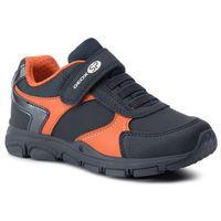 Półbuty i trzewiki dziecięce, Sneakersy GEOX - J N. Torque B. A J947NA 0CE54 C0659 S Navy/Orange
