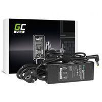 Zasilacze do notebooków, Zasilacz sieciowy Green Cell PRO do laptopów Acer 19V 4.74A 90W 5.5x1.7 mm AD02-P