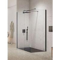 Ścianki prysznicowe, Ścianka 140x90 EXK-1293 New Modus Black New Trendy