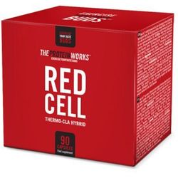 The Protein Works Red-Cell™ 90 kaps