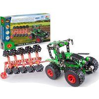 Zestawy konstrukcyjne dla dzieci, Alexander Zestaw konstrukcyjny Mały Konstruktor Maszyn Rolnych - Fred & William