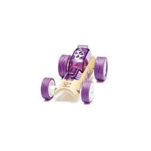 Pozostałe samochody i pojazdy dla dzieci, Wyścigówka fioletowa