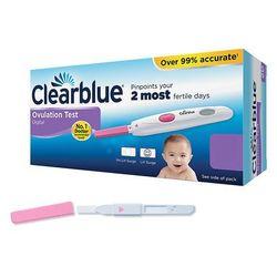 CLEARBLUE pałeczki testowe owulacyjne 10szt.
