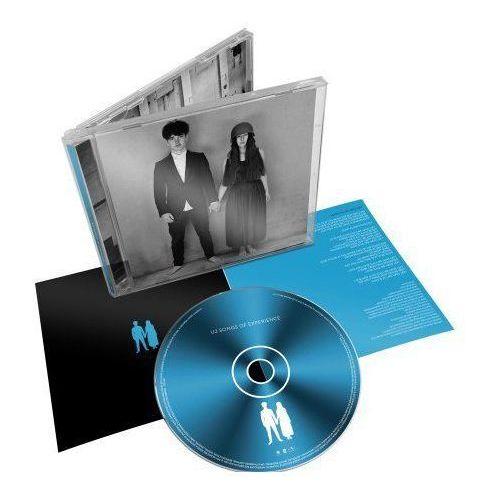 Pozostała muzyka rozrywkowa, SONGS OF EXPERIENCE - U2 (Płyta CD)