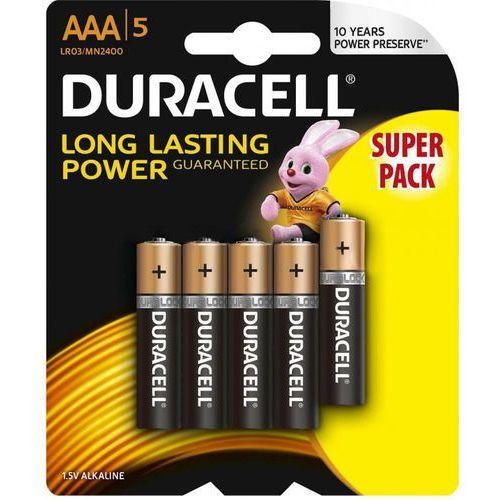 Baterie, Bateria DURACELL Basic LR03/AAA