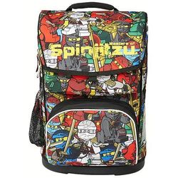 LEGO Ninjago plecak szkolny dwuczęściowy Comic