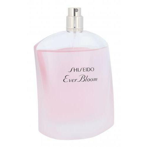 Testery zapachów dla kobiet, Shiseido Ever Bloom woda toaletowa 90 ml tester dla kobiet