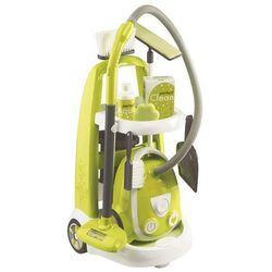 Smoby Wózek do sprzątania i odkurzacz 330301