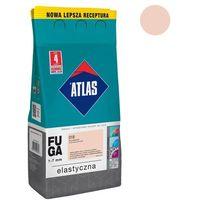 Fugi, Fuga cementowa 018 beż pastelowy 5 kg ATLAS