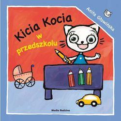 Kicia Kocia w przedszkolu (opr. miękka)