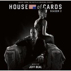 HOUSE OF CARDS 1 OST (Płyta CD)