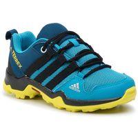 Buty sportowe dla dzieci, Buty adidas - Terrex Ax2r K BC0694 Shocya/Cblack/Shoyel