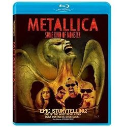 Some Kind Of Monster (2Blu-ray) - Metallica (Płyta CD)