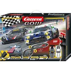 CARRERA tor wyścigowy GO 62521 Onto the podium