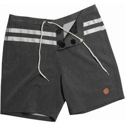 strój kąpielowy SANTA CRUZ - PIER B/SHORT VINTAGE BLACK (VINTAGE BLACK) rozmiar: 30