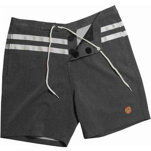 Kąpielówki, strój kąpielowy SANTA CRUZ - PIER B/SHORT VINTAGE BLACK (VINTAGE BLACK)