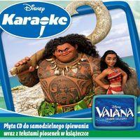 Pozostała muzyka rozrywkowa, Soundtrack Disney - VAIANA SING A LONG KARAOKE (PL)