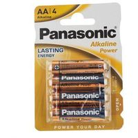Baterie, Panasonic Bateria alkaliczna LR6 1,5V 9273