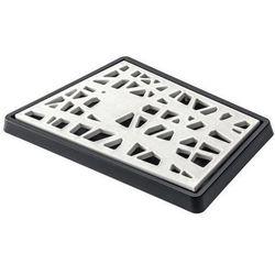 Deska do krojenia pieczywa Matrix biała