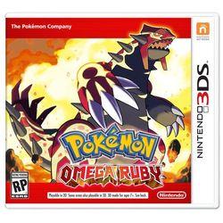 Nintendo gra Pokemon Omega Ruby na konsolę Nintendo 3DS - BEZPŁATNY ODBIÓR: WROCŁAW!