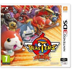 Yo-kai Watch: Blasters Red Cat Gra Nintendo 3DS NINTENDO
