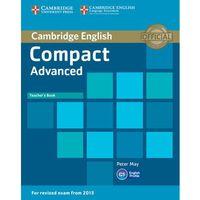Książki o zdrowiu, medycynie i urodzie, Compact Advanced. Książka Nauczyciela (opr. miękka)