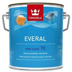 Tikkurila Everal Universal 70 biała / baza 2,7L