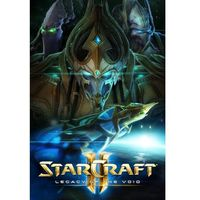 Gry na PC, StarCraft 2 Legacy of the Void (PC)