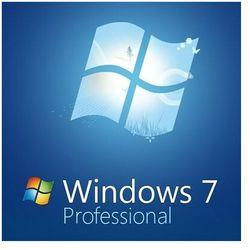 Microsoft Windows 7 Professional 32/64Bit Used PL