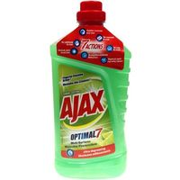 Płyny i żele do czyszczenia armatury, Płyn uniwersalny Ajax Optimal7 cytynowy 1 l