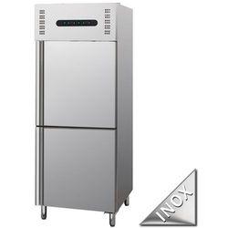 Szafa chłodniczo-mroźnicza 300+300 l INOX STALGAST 840602