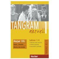 Książki do nauki języka, Tangram Aktuell 1, Lektion 1 - 4:: Glossar Xxl Deutsch - Tschechisch (opr. miękka)