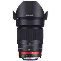 Obiektywy do aparatów, Samyang 35mm AE UMC F/1.4 CANON
