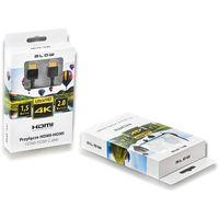 Kable video, Kabel BLOW HDMI-HDMI 2.0 4K 1,5 m Czarny