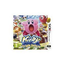 Kirby Triple Deluxe 3DS