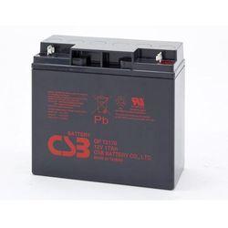 Akumulator żelowy wymienny 12V 17Ah CSB Orvaldi GP12170 B1