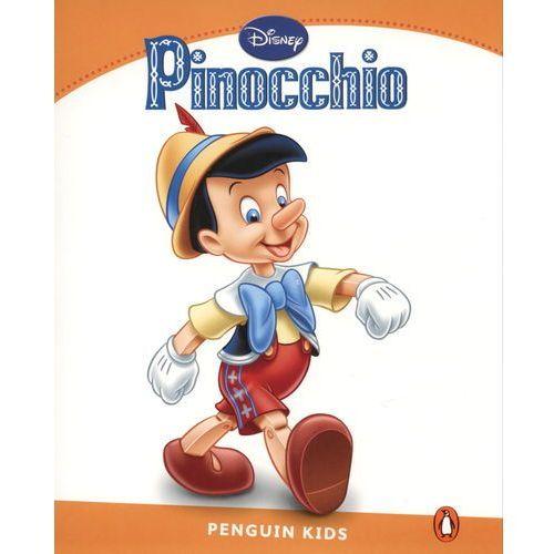 Książki do nauki języka, Pinocchio level 3 (opr. miękka)
