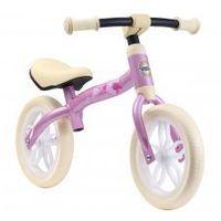 Rowerki biegowe, Rowerek biegowy 10 eva BIKESTAR obracana rama 2w1 lekki 3kg! różowy