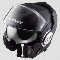 Kaski motocyklowe, KASK LS2 FF399 VALIANT MATT BLACK