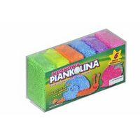 Kreatywne dla dzieci, Piankolina Neon 6 kostek - Art And Play S.C.
