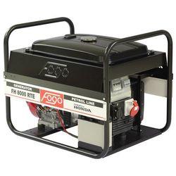 Agregat prądotwórczy Fogo FH 8000, Model - FH 8000 RTE