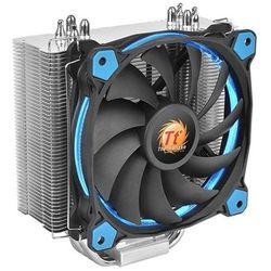 Chłodzenie CPU Thermaltake Riing Silent 12, 120mm, niebieski (CL-P022-AL12BU-A) Darmowy odbiór w 21 miastach!