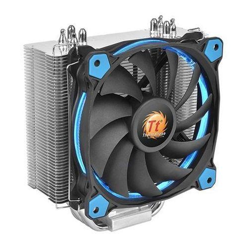 Radiatory i wentylatory, Chłodzenie CPU Thermaltake Riing Silent 12, 120mm, niebieski (CL-P022-AL12BU-A) Darmowy odbiór w 21 miastach!
