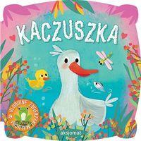 Książki dla dzieci, Kaczuszka, Ulubione Zwierzaki Malucha - Opracowanie zbiorowe (opr. kartonowa)