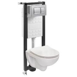 Zestaw podtynkowy WC Roca Nora 35 cm, A8900900RB