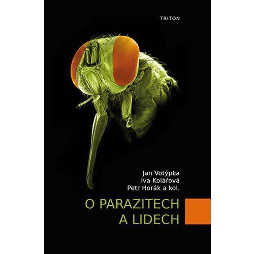 Pozostałe książki, O parazitech a lidech Votýpka Jan