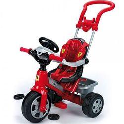 Feber rowerek trójkołowy Ferrari